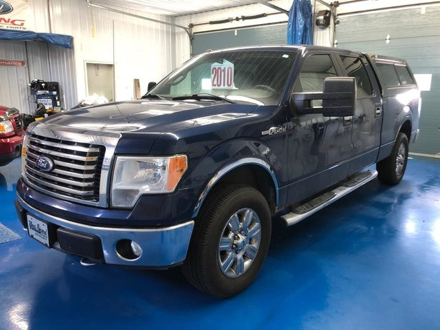 2010 Ford F-150 Harley-Davidson SuperCrew 4WD