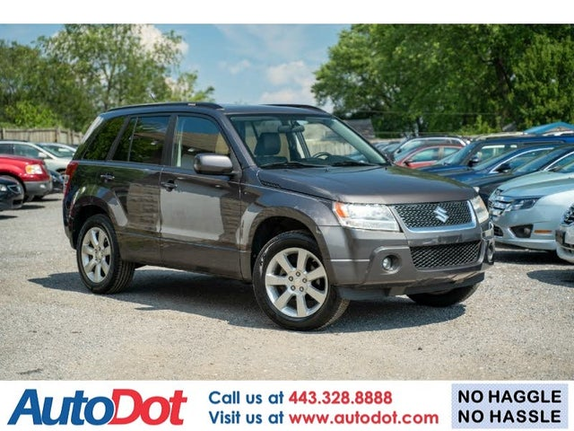 2012 Suzuki Grand Vitara Limited AWD