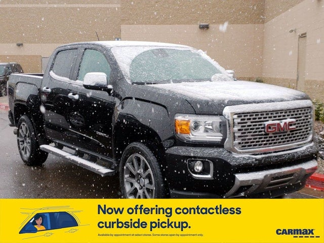 Used 2018 Gmc Canyon Denali For Sale With Photos Cargurus