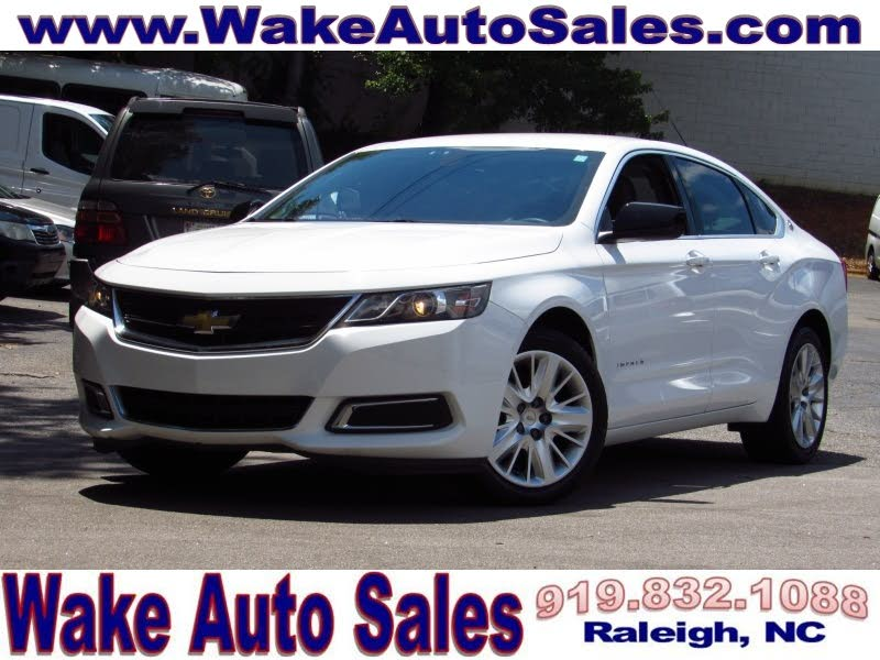 50 Best Raleigh Used Chevrolet Impala For Sale Savings From 2 039