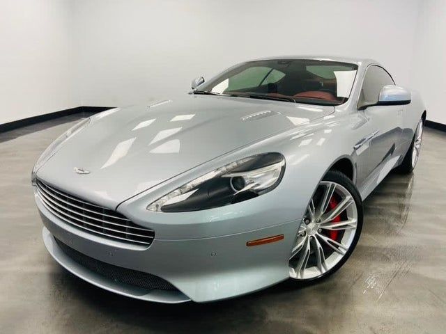 2013 Aston Martin DB9 Coupe RWD