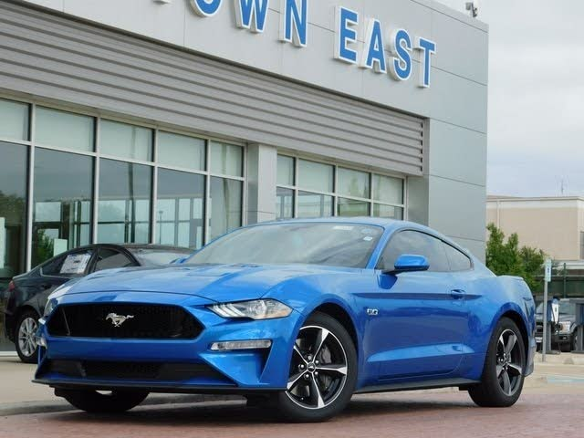 2020 Ford Mustang Gt Coupe For Sale