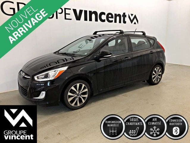 2016 Hyundai Accent GLS 4-Door Hatchback FWD