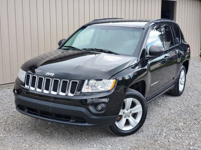 2011 Jeep Compass North