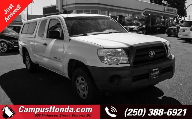 2005 Toyota Tacoma 4 Dr STD Extended Cab SB