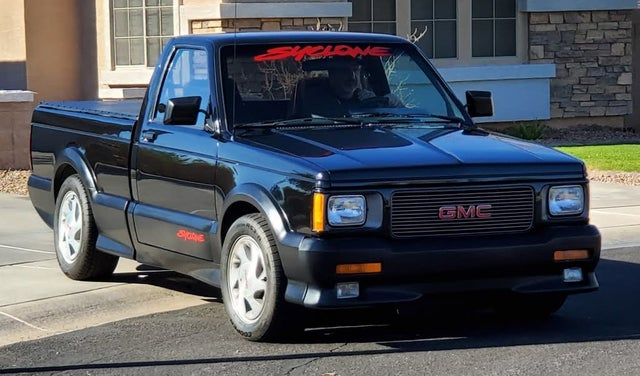 Used Gmc Syclone For Sale With Photos Cargurus