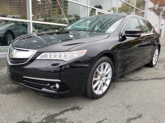 2015 Acura TLX SH-AWD with Elite Package
