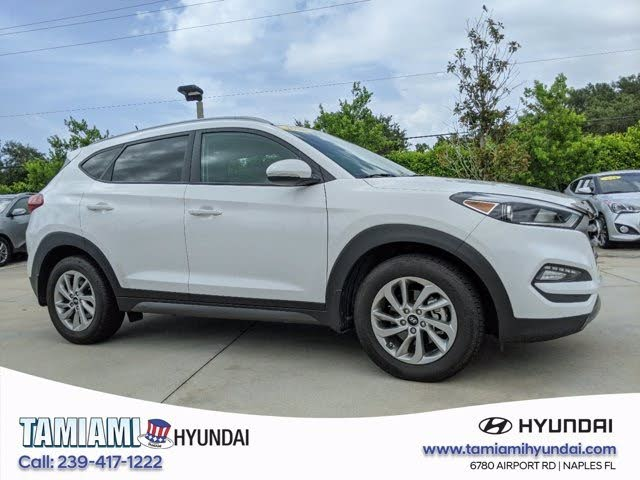 2016 Hyundai Tucson 1.6T Eco AWD with Beige Seats