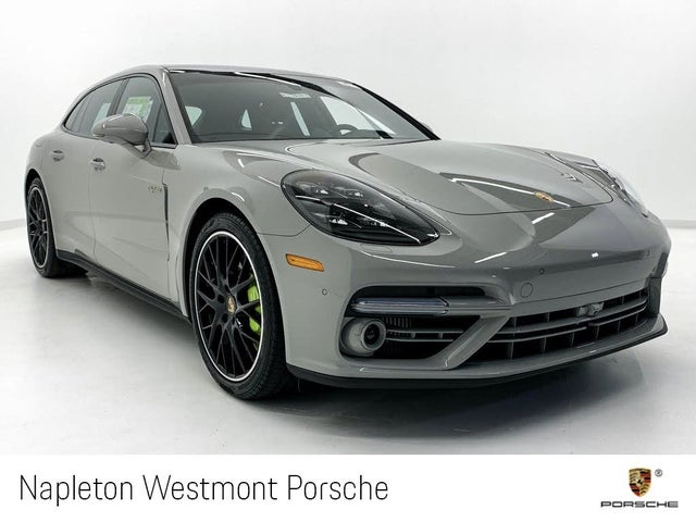 Used 2020 Porsche Panamera E Hybrid Turbo S Sport Turismo Awd For Sale With Photos Cargurus