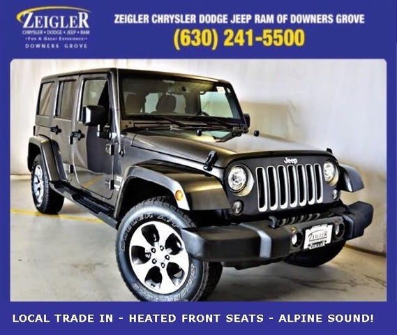 Zeigler Chrysler Dodge Jeep Ram Of Downers Grove Cars For Sale