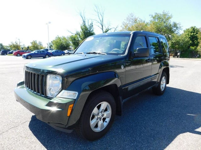 2011 Jeep Liberty Sport Jet 4WD