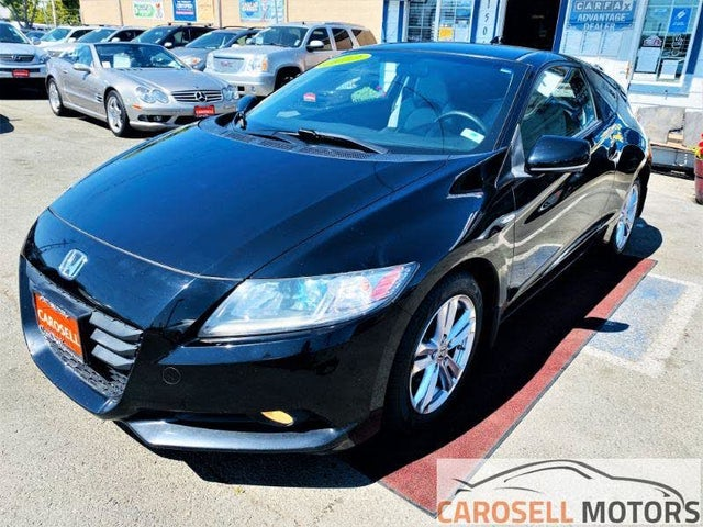 2012 Honda CR-Z Base Hatchback with Premium Package