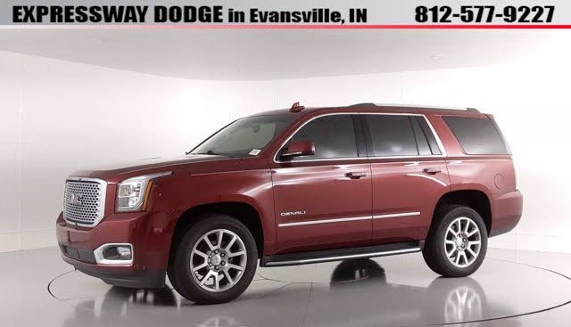 Used Gmc Yukon For Sale In Carbondale Il Cargurus