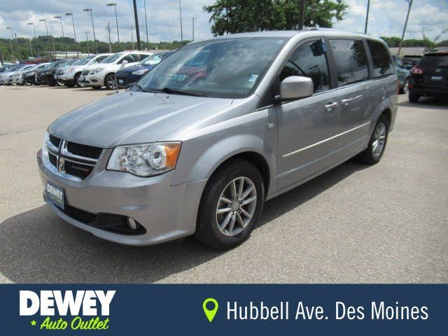 2014 Dodge Grand Caravan SXT 30th Anniversary FWD