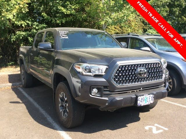 Used Toyota Tacoma 4 Dr V6 4WD Crew Cab SB for Sale (with ...
