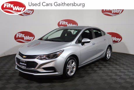 Used Chevrolet Cruze For Sale In Baltimore Md Cargurus
