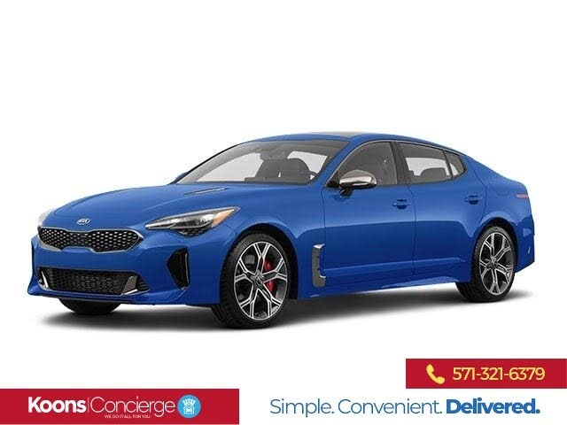Used 2020 Kia Stinger Gt1 Awd For Sale With Photos Cargurus