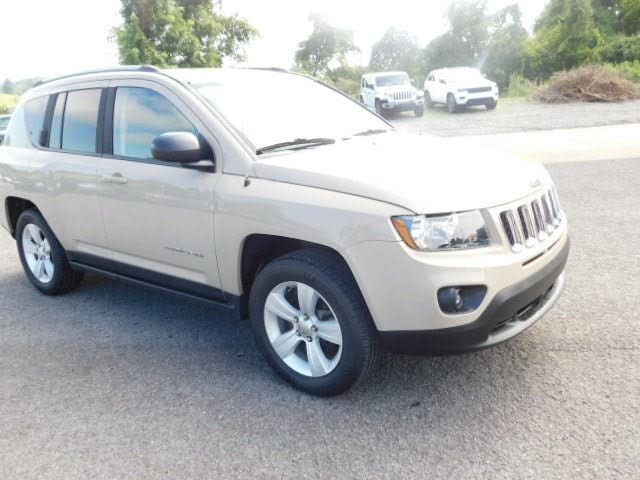 Used Jeep Compass For Sale In Charleston Wv Cargurus