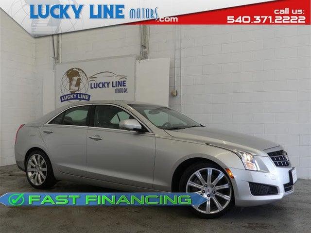 2014 Cadillac ATS 3.6L Luxury RWD