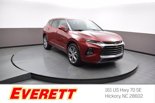Used Chevrolet Blazer For Sale In Greensboro Nc Cargurus