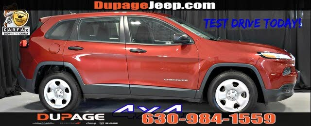 Used 2015 Jeep Cherokee Sport Fwd For Sale With Photos Cargurus