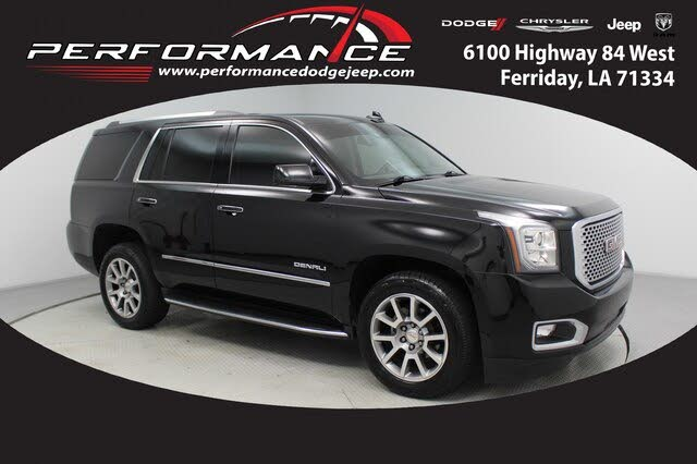 Gmc Yukon Denali For Sale In Jackson Ms Cargurus