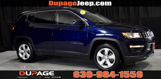 2018 Jeep Compass For Sale In Chicago Il Cargurus
