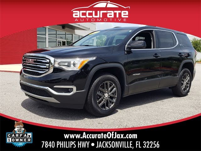Used Gmc Acadia For Sale In Jacksonville Fl Cargurus