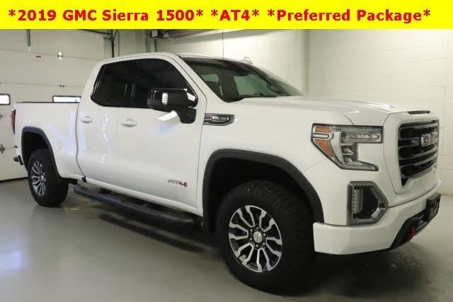 Used 2019 Gmc Sierra 1500 At4 For Sale With Photos Cargurus