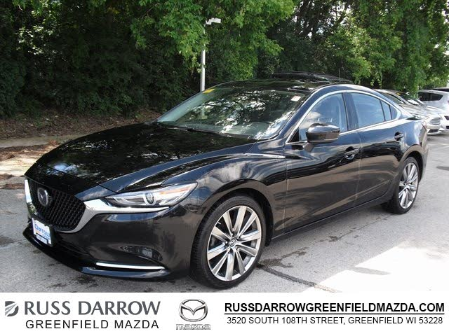 2018 Mazda MAZDA6 Grand Touring Reserve Sedan FWD