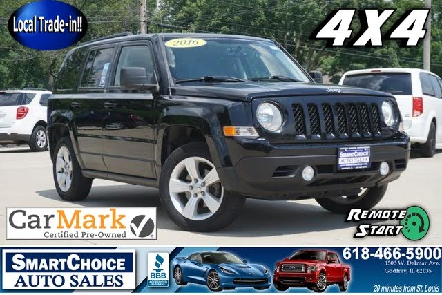 Used Jeep Patriot For Sale In Saint Louis Mo Cargurus