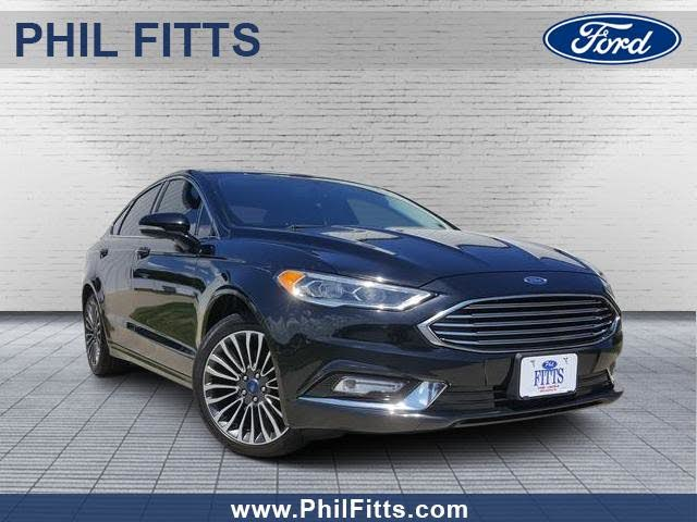 Used Ford Fusion For Sale In Pittsburgh Pa Cargurus