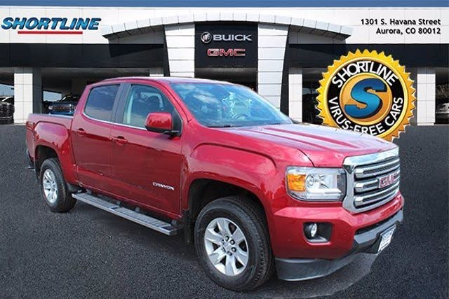 Used Gmc Canyon For Sale In Colorado Springs Co Cargurus