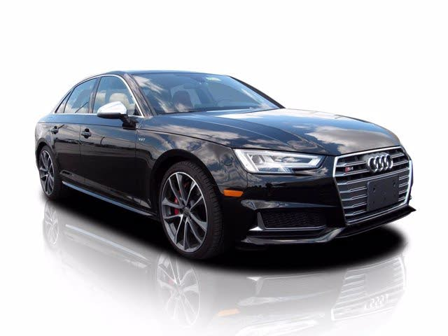 2018 Audi S4 3.0T quattro Premium Plus Sedan AWD