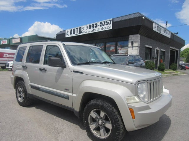 2008 Jeep Liberty North 4WD
