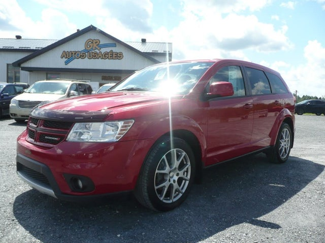 2012 Dodge Journey R/T Rallye AWD