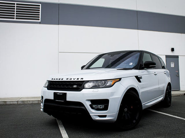 2016 Land Rover Range Rover Sport V8 Autobiography 4WD