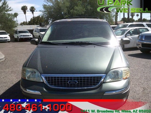 2002 Ford Windstar Limited