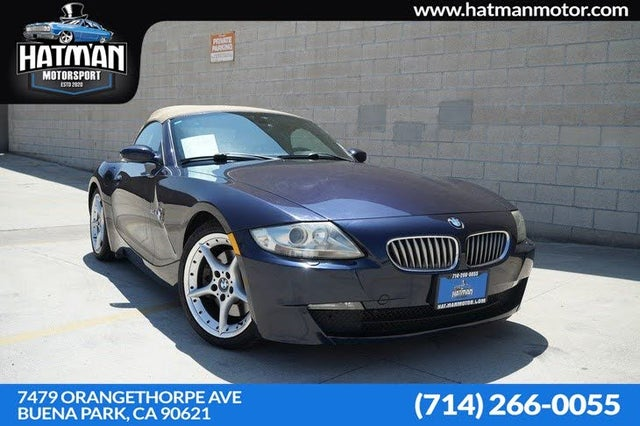 Used Bmw Z4 For Sale In Los Angeles Ca Cargurus
