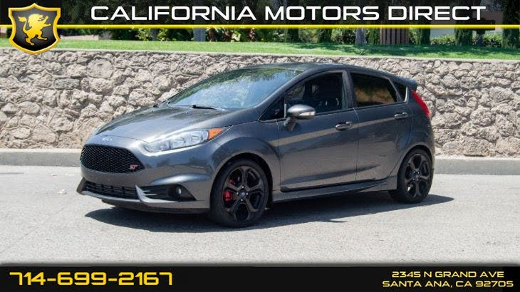50 Best Used Ford Fiesta St For Sale Savings From 1 169