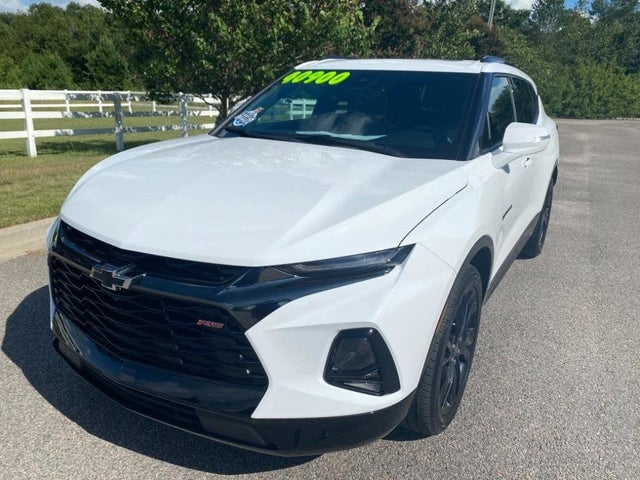 2019 Chevrolet Blazer Rs Fwd For Sale In Oklahoma City Ok Cargurus