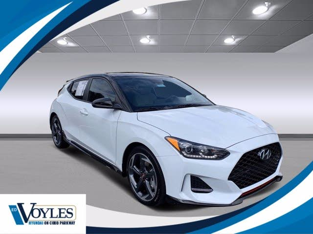 2021 Hyundai Veloster Turbo Ultimate FWD