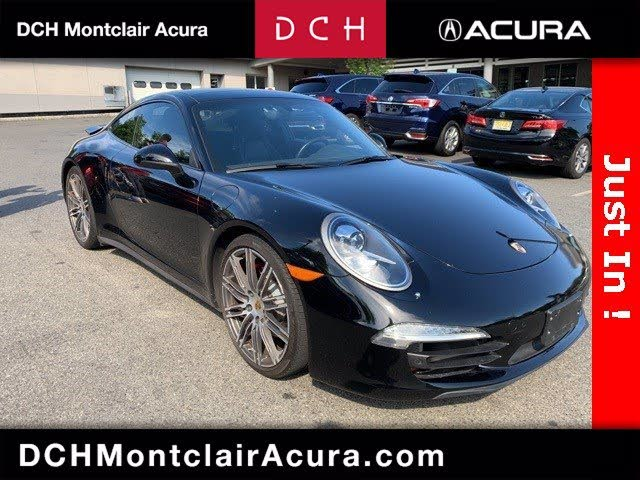2015 Porsche 911 Carrera 4S Coupe AWD