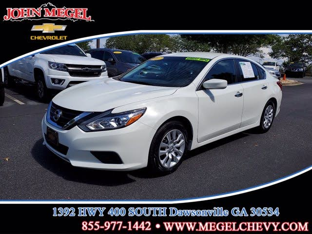 Used Nissan Altima For Sale In Lawrenceville Ga Cargurus