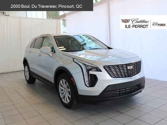 2020 Cadillac XT4 Luxury FWD