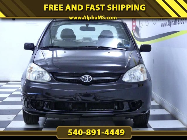 2004 Toyota ECHO 2 Dr STD Coupe