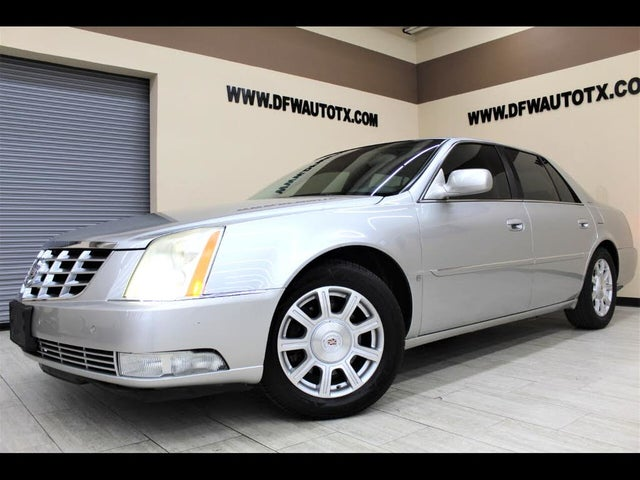 2008 Cadillac DTS for Sale in Gatesville, TX - CarGurus