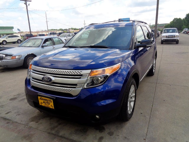 Used Ford Explorer For Sale In Davenport Ia Cargurus