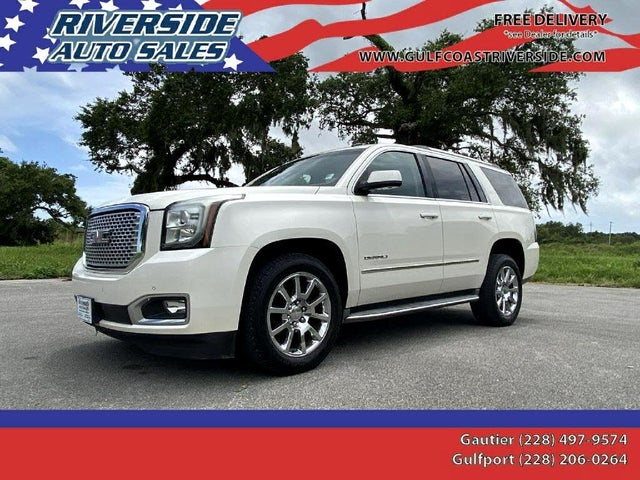 2015 Gmc Yukon For Sale In Hattiesburg Ms Cargurus