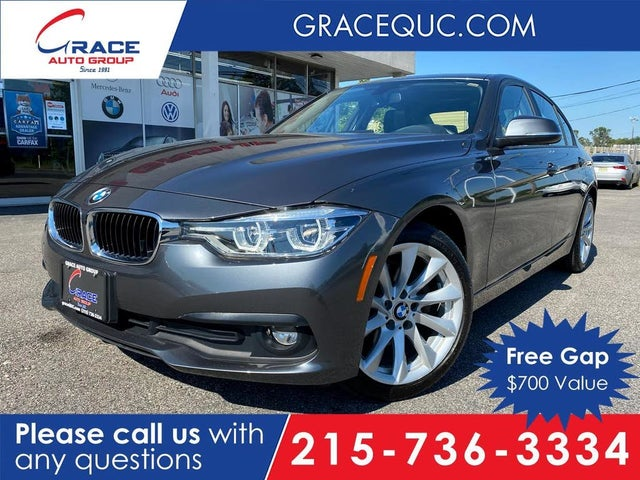 2018 BMW 3 Series 320i xDrive Sedan AWD